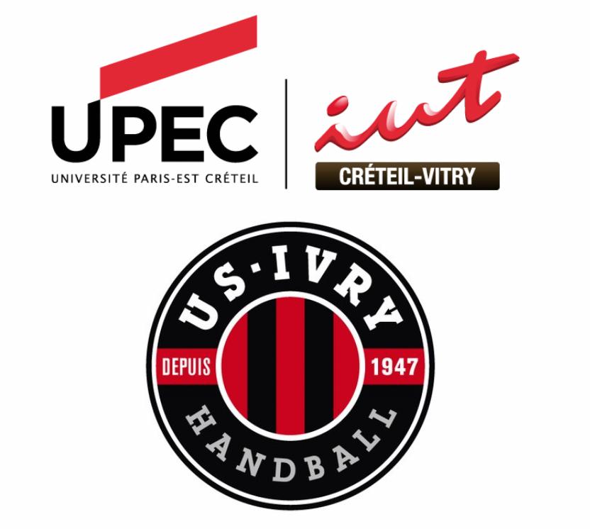 Le partenariat de l'IUT Créteil-Vitry avec l'US IVRY HANDBALL