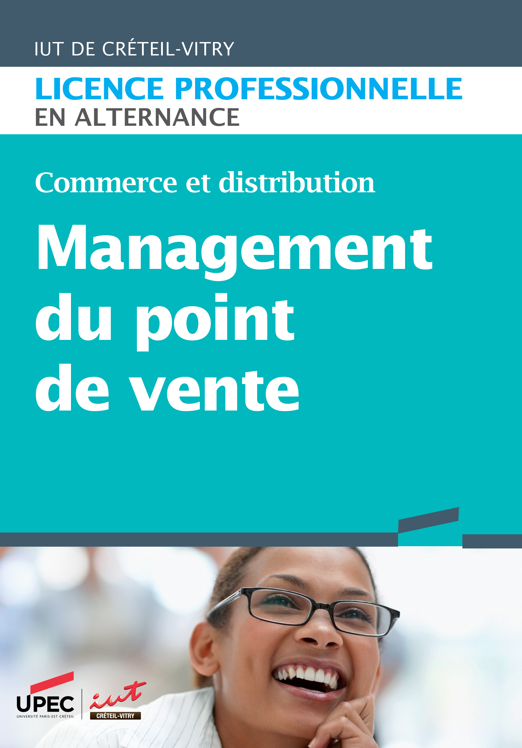 Plaquette LP Management du point de vente
