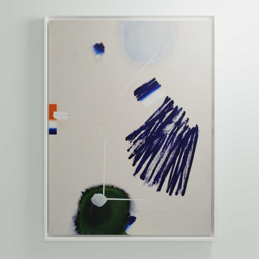 Extrait exposition Alexis Rousseau