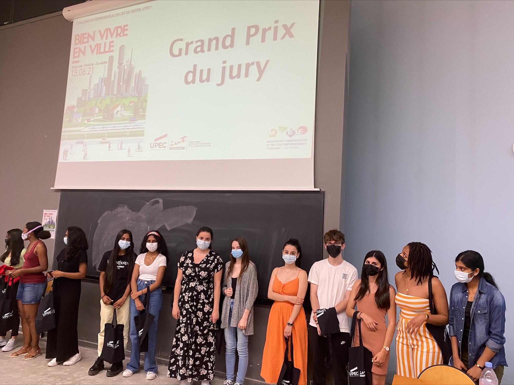 grand prix jury